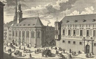 Bildergebnis für Wien Singerstra0e Nikolaikloster