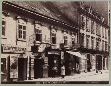 Lindengasse Wien Geschichte Wiki
