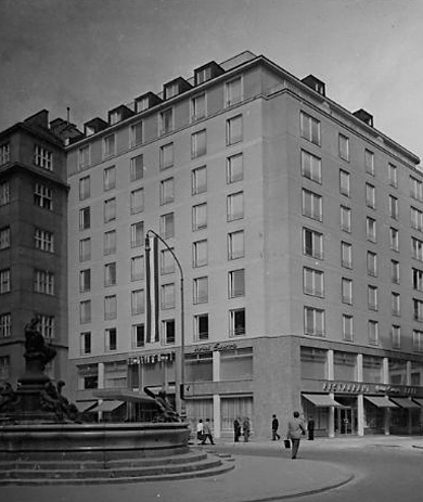 Hotel Europa Wien Geschichte Wiki